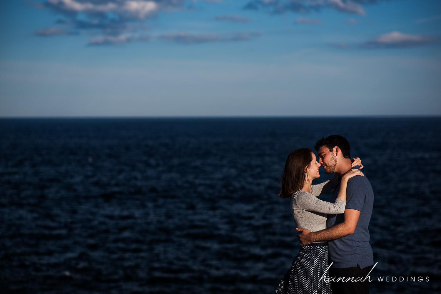 Jane and Jeremy's Star Island Engagement Session